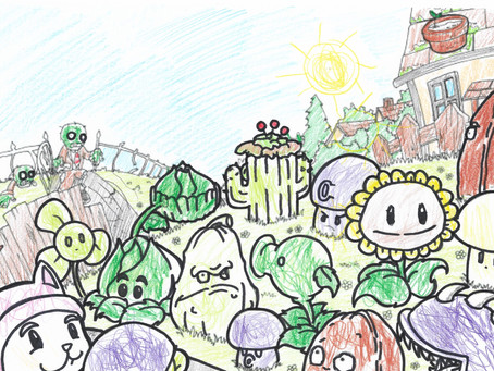 """3 Things for Innovation Management I learned from the game """"Plants vs Zombies"""""""
