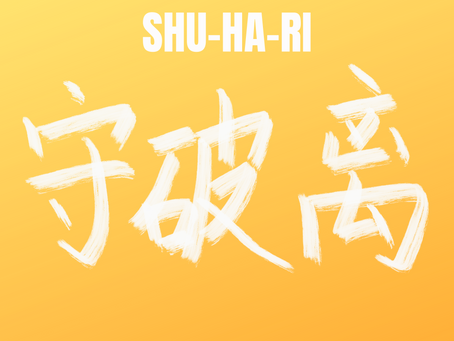 Rethinking Agility in combination with Shu-Ha-Ri