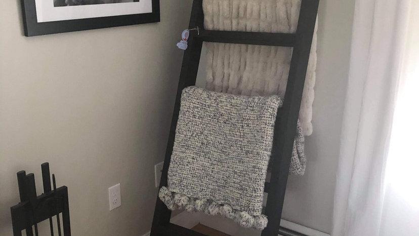 Blanket Ladder | Decorative Ladder | Wood Ladder | Rustic | Quilt Ladder | Farmh