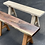 Thumbnail: Hardwood Outdoor Bench