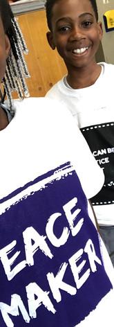 screen printed image t shirts