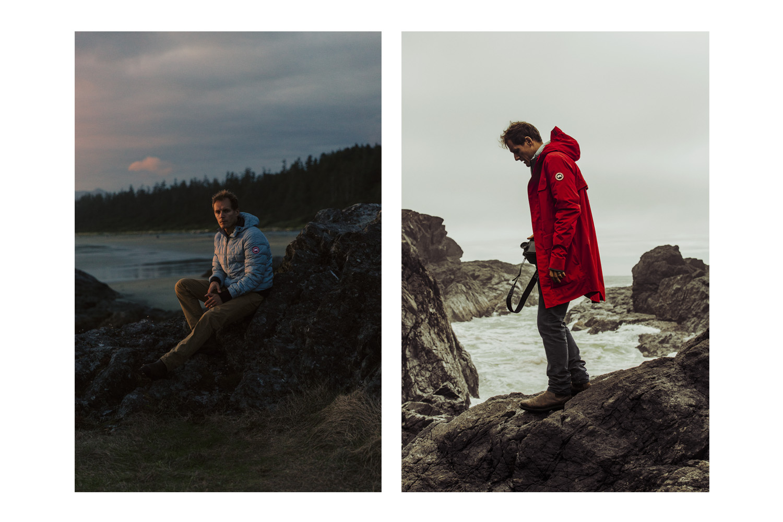 Kamil Bialous + Canada Goose