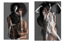 Vanina Sorrenti + Roland Mouret