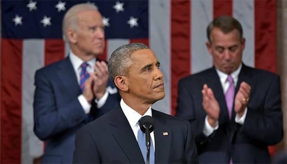 Обама – пример экзопрезидента и рекламной картинки
