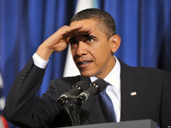 Президент Обама и его Континентальная блокада России