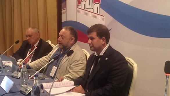 Первый конгресс Российского общества политологов.