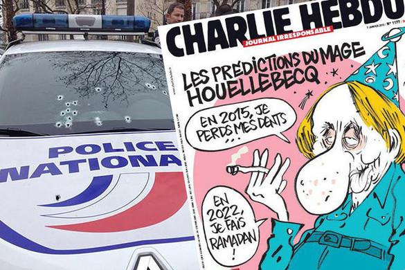 Эхо терактов во Франции Lifenews 10/01/2015