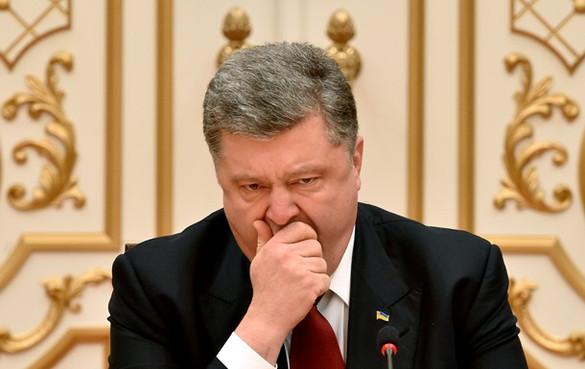 На самом деле в Минске были представители США в лице Порошенко.