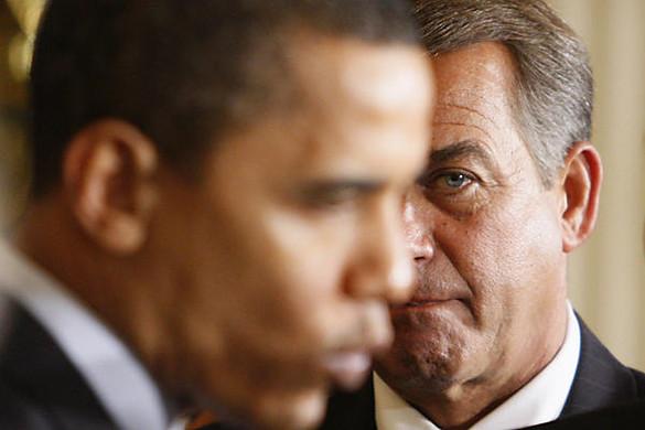 Импичмент президента Обамы: Русская Весна идет на Вашингтон