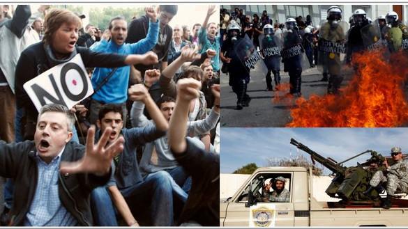 Цветные революции и проблемы демонтажа политических режимов в меняющемся мире