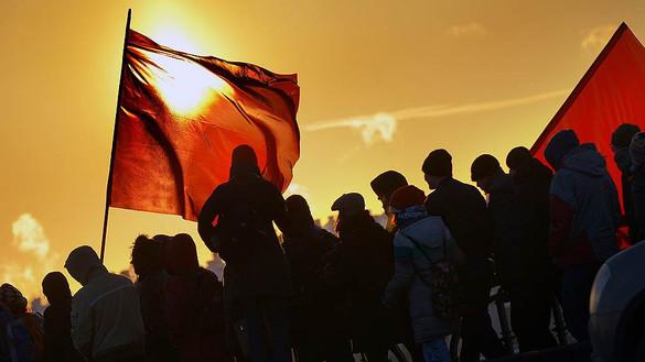 """С """"цветных революций"""" хотят снять камуфляж."""