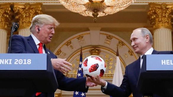 Еще введут санкции за чипированный мяч: эксперт о новых мерах США