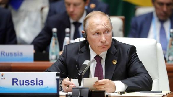 Две ключевые темы визита Путина на саммит БРИКС в ЮАР назвал политолог