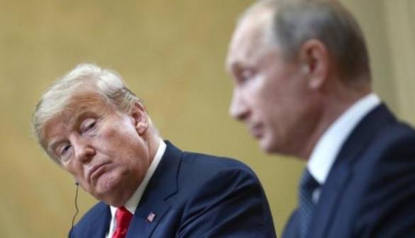 Трамп на саммите в Хельсинки очень нервничал, и это было видно даже из Костромы