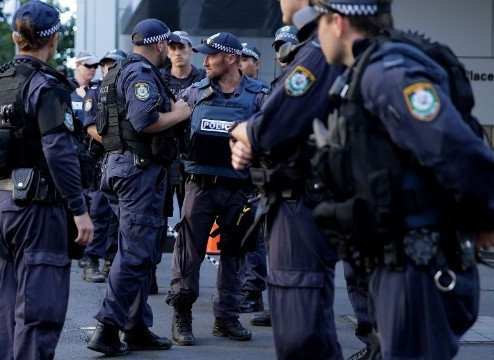 Заложники в Сиднее. Lifenews 15/12/2014