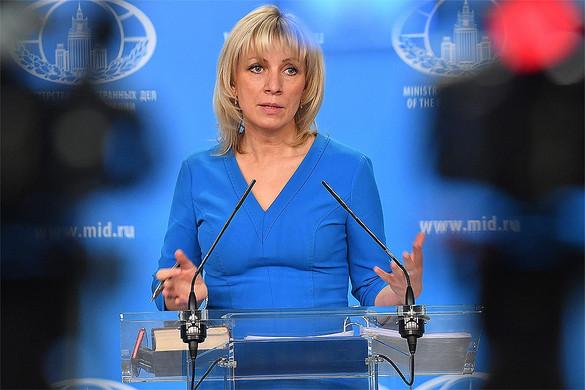 Захарова рассказала о причастности британских спецслужб к провокации в Солсбери