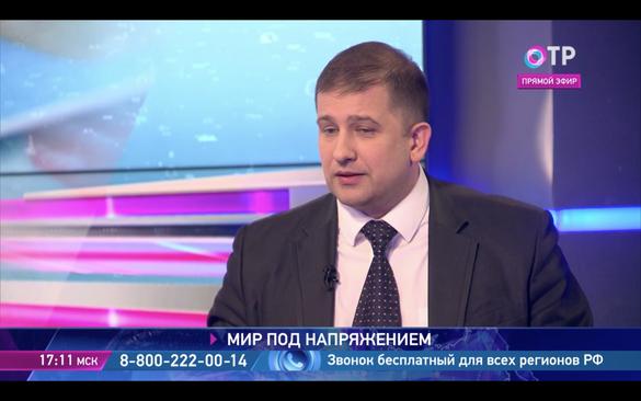 Андрей Манойло: История с отравлением Скрипаля – это зеркальное отражение дела Литвиненко