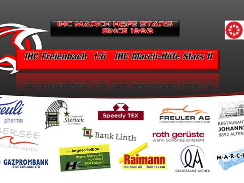 20.06.2020 MH Stars II vs Freienbach