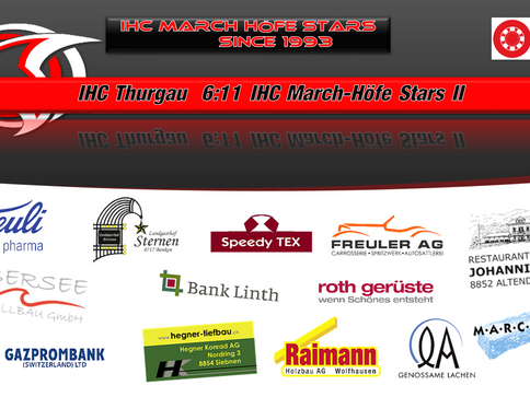 04.07.2020 MH Stars II vs Thurgau
