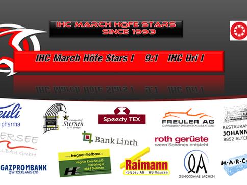 14.06.2020 MH Stars I vs Uri I