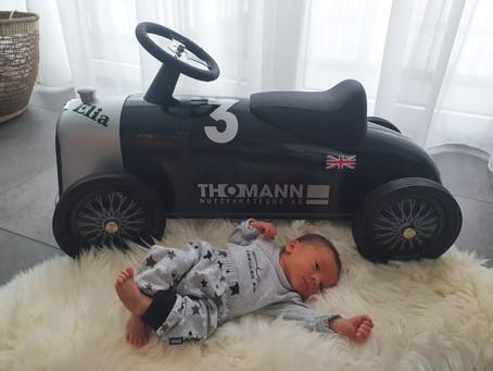 Willkommen im Team ELIA und vielen Dank an die Thomann Nutzfahrzeuge AG  für das tolle Geschenk