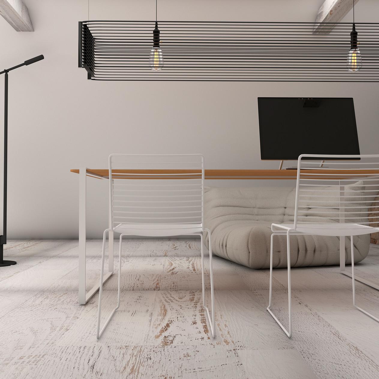 Entresol - Contemporary House