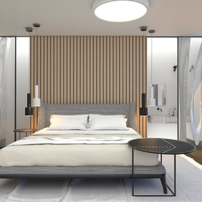 Bedroom - Contemporary House