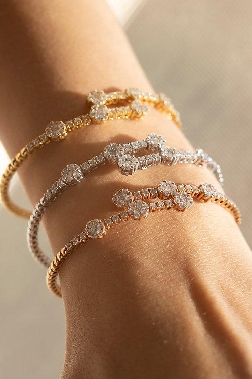 Rose Spring Bracelet