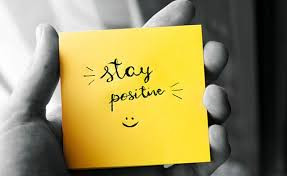 How to stay POSITIVE in this moment in time!