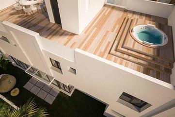 Wilton Springs Patio Roof