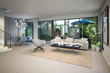 Wilton Springs Living Area