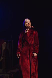 Steffi Mueller - Snow White dress run