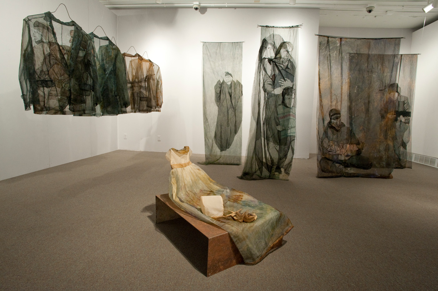 Thesis exhibition