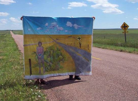The Story Quilt: A Perfect Medium for Telling Two Sides of a Story