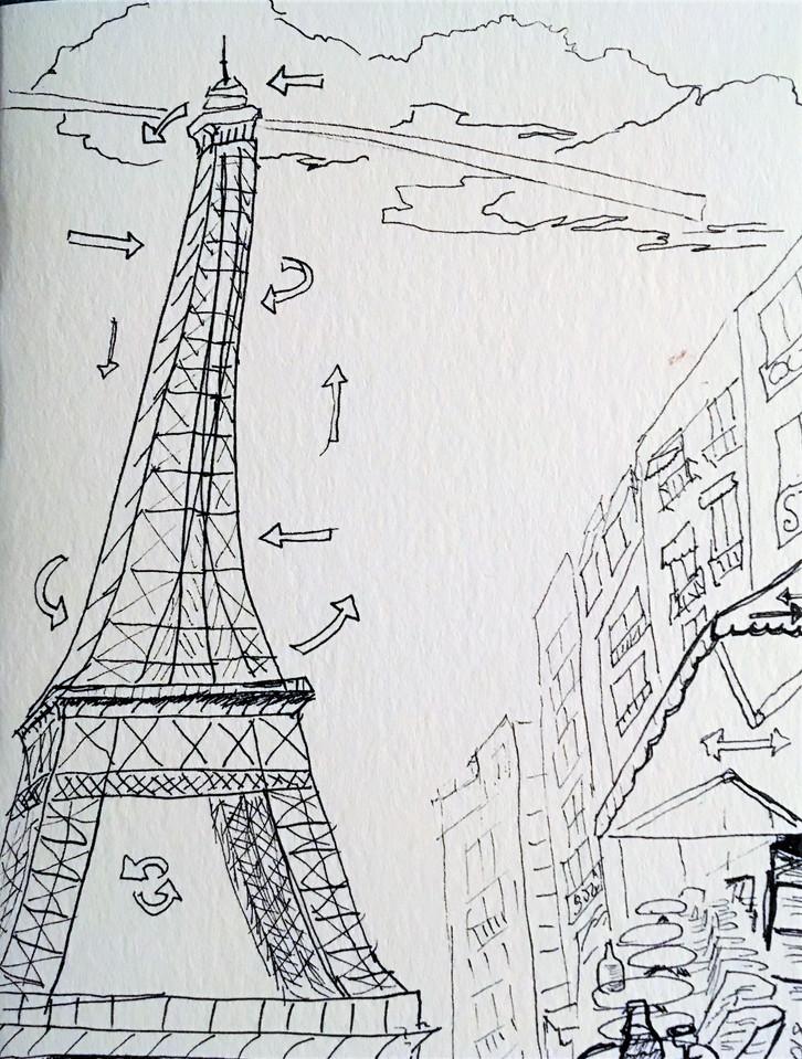 La Tour: A study