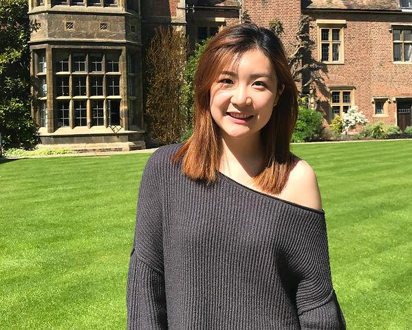 Publicity Officer, Jennifer Wong