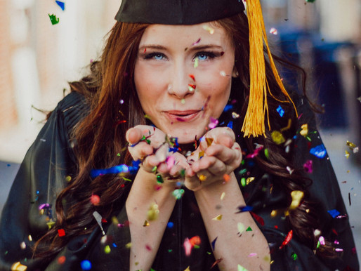A Letter of Encouragement to the Woman Graduating