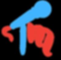 Talking Mime Logo