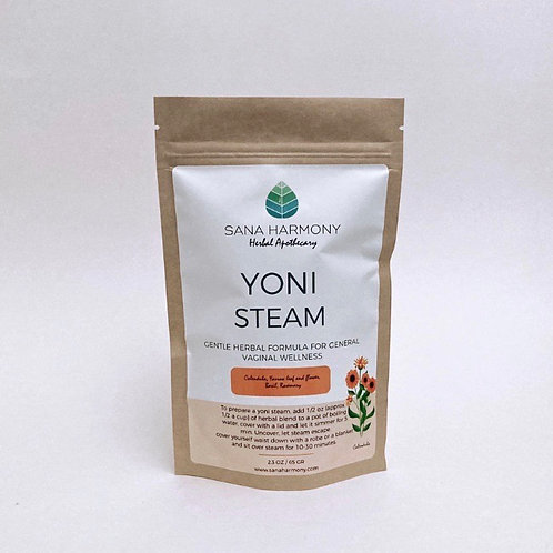 Yoni Steam