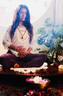 Radiant Womb Yoga by Marisa Espinoza