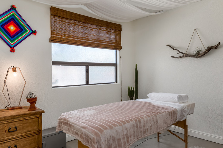The Desert Room