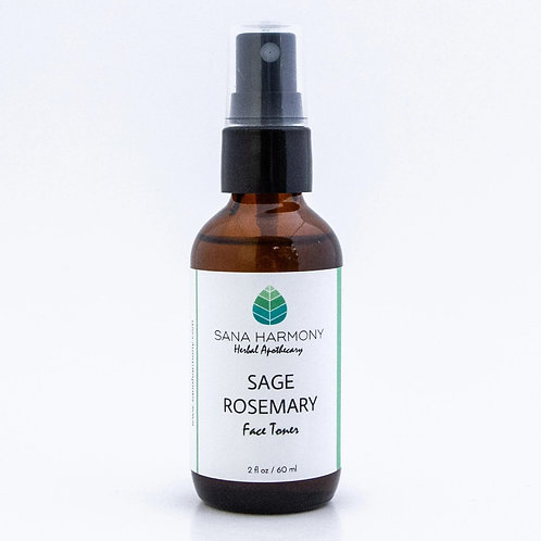 Sage Rosemary Face Toner