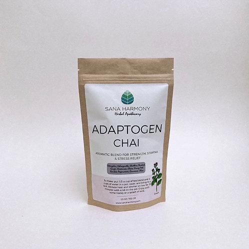 Adaptógeno Chai