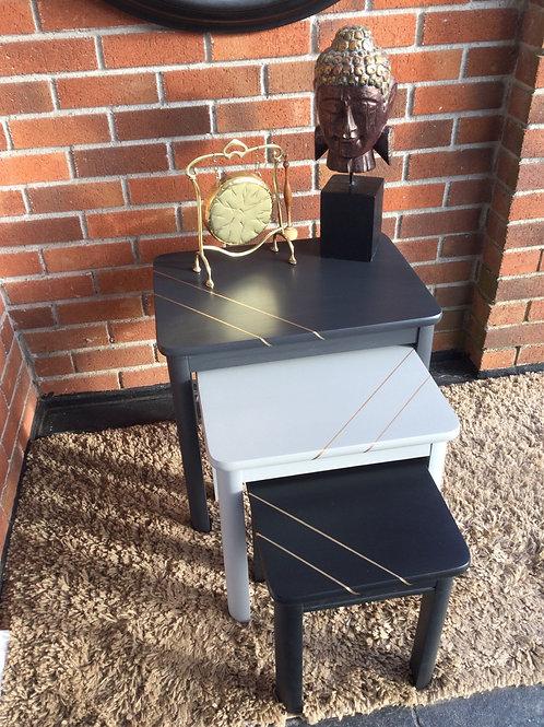 Bespoke vintage tables