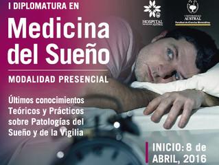 Diplomatura en Medicina del Sueño :: Modalidad Presencial
