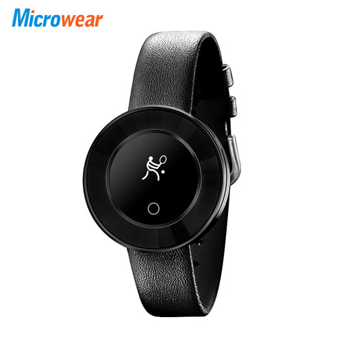 MICROWEAR Smart Bracelet Support Android and iPhone for Men and Women