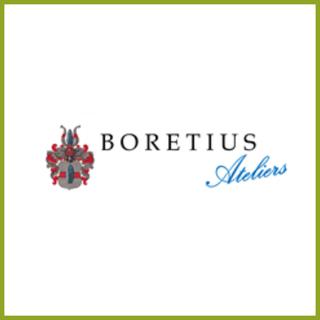 Vorhänge - Bon Boretius
