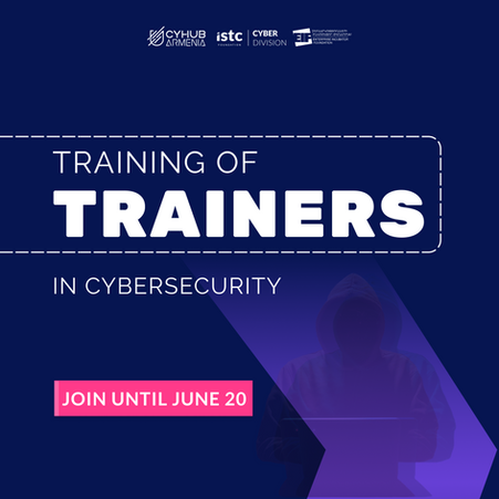 Training of Trainers for University Educators in Cybersecurity and related fields
