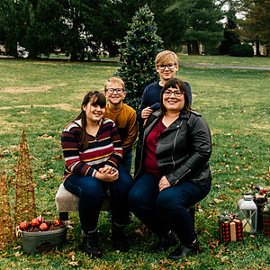 The Troyer Family | Christmas 2020