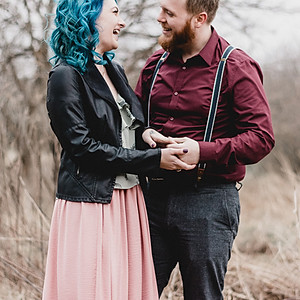 Elleena & Jasper | Engaged